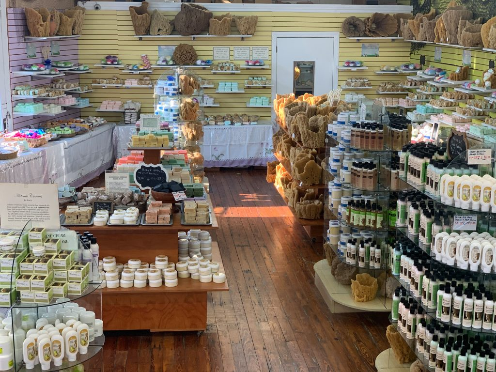 Lori's Soaps & Sponges Store